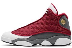 Air Jordan 13 Gym Red Flint Retro White DJ5982-600