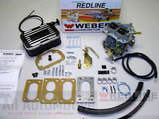 Weber Carb Conversion fits Nissan Pickup 83-86  Z24  - Manual Choke Weber Carb