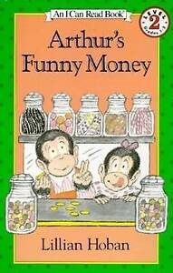Arthur's Funny Money by Lillian Hoban PB NEW