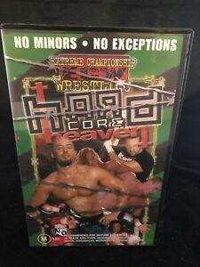 ECW HARDCORE HEAVEN 2000 VHS