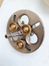 & Leinen Reform Bergeon 6.5 mm Watchmakers Lathe Universal Face Plate fits Boley