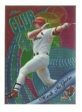 1999 Topps Chrome All-Etch #AE1 Mark McGwire (ref 58055)