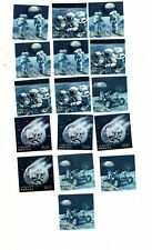 SPACE FASCINATING SET OF BHUTAN 3D STAMPS MNH 16 stamps (mb82