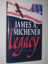 Literary Books James Michener Companion in English