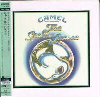 """Camel """"The Snow Goose"""" Japan Mini LP Platinum SHM-CD w/OBI"""