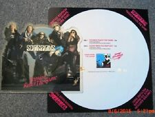 """7"""", Scorpions - """"Passion Rules the Game"""" - shape - Limited Edition - mint -"""