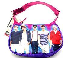 1D One Direction Love School Girl Purse Tote Bag Harry Liam Zayn Louis Niall B18