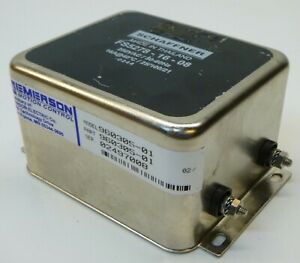 Schaffner FS5278-16-08 Line Filter, 16 A / Emerson 960305-01