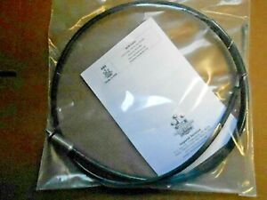 Mopar 59 Dodge Desoto Chrysler Shift Cable for Torque Flite NEW 490