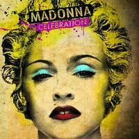 MADONNA : CELEBRATION - BRAND NEW AND SEALED CD>