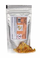 100g Organic Pine Rosin • Natural Pine Resin • Colophony, incense, beeswax wraps