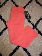 Grey's Anatomy GRSP510 Women's 5 Pocket Flat Front  Scrub Pants Spark XSP