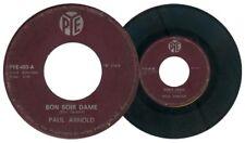 Philippines PAUL ARNOLD Bon Soir Dame 45 rpm Record