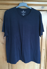 Men's Easy Clothing Navy Blue T-Shirt – 2XL