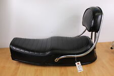 BMW R100 R60 Denfeld Dual Seat Saddle With Backrest