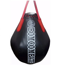 Brazilian Original Fight Training Pear/Ball MMA Punching Bag 2 Colors Bomcombate