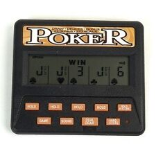 NEW Classic 5 in 1 Poker Electronic Games FREE SHIPPING