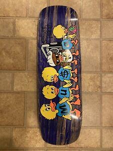 chad muska barnyard buddies street plant skateboard