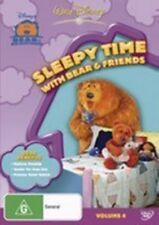 Bear in The Big Blue House Sleepy Time Disney DVD Region 4