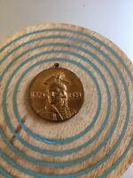 Vintage Casimir Pulaski Pendant
