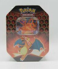 Pokemon Glurak GX Tin Box Edition 79 Verborgenes Schicksal- Pokémon - Ungeöffnet