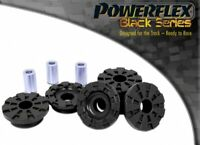 Powerflex Black Rear Diff Rear Bushes Audi A3 Mk3 8V 125PS plus Multi Link (13>)
