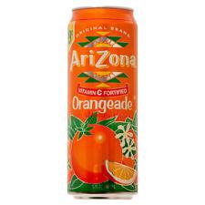 Arizona ORANGEADE JUS DE FRUIT COCKTAIL 680 ml 23fl OZ (grande taille) 2 Pack