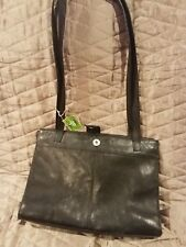 WILSON leather PELLE STUDIO italian purse hand bag, full size excellent- conceal