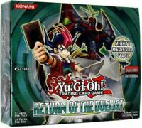 Yugioh Return of The Duelist 1st Edition Booster Box SEALED!