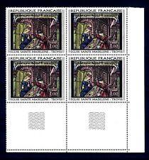 FRANCE-FRANCIA 1967 Vitrail de l'église Sainte Madeleine de Troyes, Aube MNH (D)