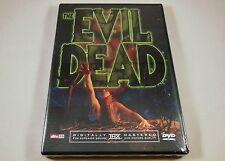 The Evil Dead DVD Bruce Campbell, Ellen Sandweiss, Hal Delrich, Betsy Baker