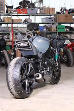 Liquide de refroidissement compensation réservoir noir, moto, streetfighter,