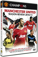 Manchester United: End of Season Review 2010/2011 DVD (2011) Manchester United