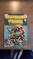 Swamp Thing (1973) #10-VF DC Comics,Bernie Wrightson/Wein
