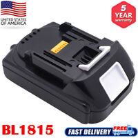 18V LXT For Makita BL1815 18 Volt 1.5 Ah Compact LITHIUM Battery BL1820 BL1830