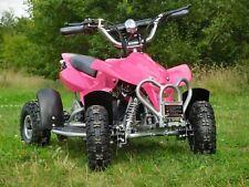 Kids Quads Bike 36v 1000w (Age 4-9 years) parent control, reverse GLOSS PINK