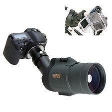 25-75x 5500mm Telescope M42 for Olympus 4/3 E510 E400 E330 E500 E300 E1 Cameras