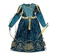60% OFF! DISNEY PRINCESS MERIDA DRESS COSTUME 3-4 years SRP US$ 24.99