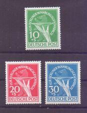 Berlin 1949 - Währungsgesch.- MiNr. 68/70 postfrisch**- Michel 350,00 € (661)
