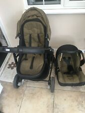 Graco pram 3 in 1 for sale good condition used