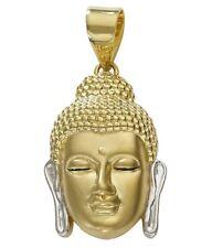 Tibetan jewelry Brass Buddha meditation Hand pendant in Dhyan mudra position t3