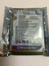 "WD3200BEVT  Scorpio Blue 320G  Internal  5400 RPM,6.35 cm 2.5"""