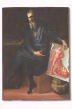 Postcard Baccio Bandinelli Self-Portrait Isabella Gardner Museum Boston MINT