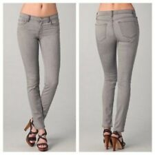 J BRAND Women's 912 The Pencil Grey Stretch Jeans Sz 25