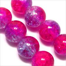 Lentes abalorios//Czech vidrio beads-Lentils 6mm Crystal bermudas Blue 60st//60pcs.
