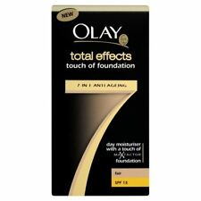 Olay Total Effects 7x Touch of Foundation with SPF 15 - Fair (50ml)
