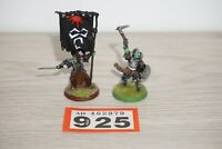 Warhammer - Lord Of The Rings Mordor Orc Command - Metal Painted LOT 925