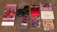 Romance of the Three Kingdoms II 2 Nintendo NES lot Box & Manual Complete CIB!!!