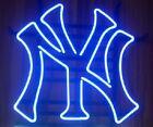 "New York Yankees Neon Sign Beer Bar Pub Gift Light 17""x14"""