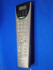 Sony RM-V60 Universal Remote Commander with LCD Display easy program